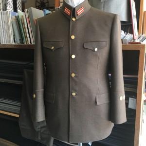 テーラー新屋 軍服1