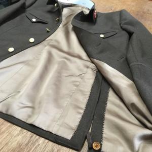 テーラー新屋 軍服3