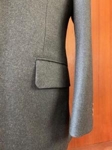 標準的なバランスの袖