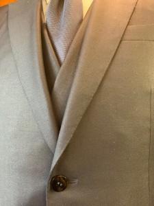 着物の重ね襟のイメージ